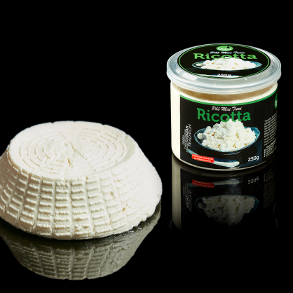 Ricotta Cheese 250gr/Box